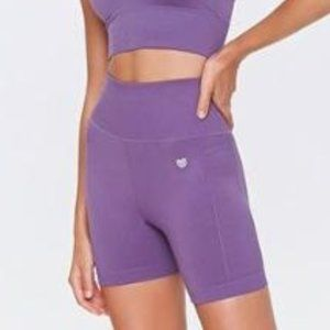 NWT Active Seamless High-Rise Biker Shorts small